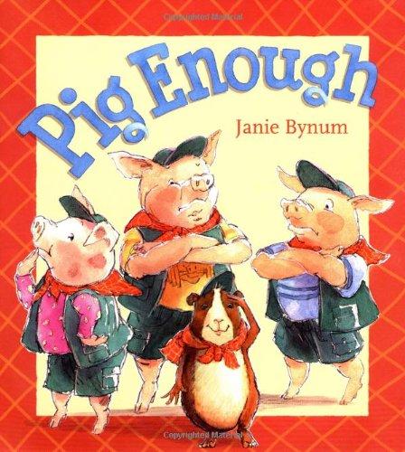 9780152165826: Pig Enough