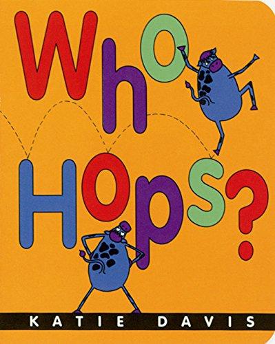 9780152166083: Who Hops?