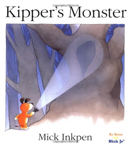 9780152166144: Kipper's Monster (Kipper (Red Wagon))