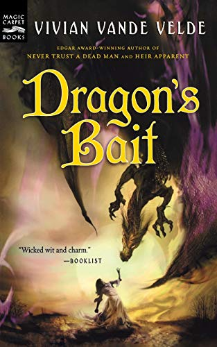 9780152166632: Dragon's Bait
