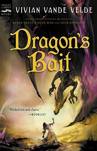 9780152166632: Dragon's Bait