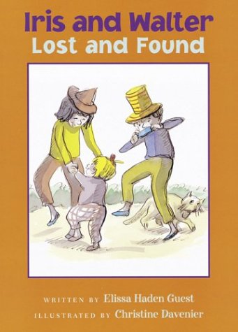 9780152167011: Iris and Walter, Lost and Found