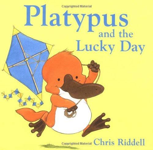 9780152167233: Platypus and the Lucky Day