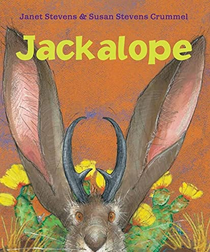 9780152167363: Jackalope