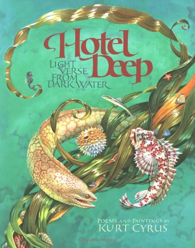 HOTEL DEEP: Light Verse from Dark Water (Signed)
