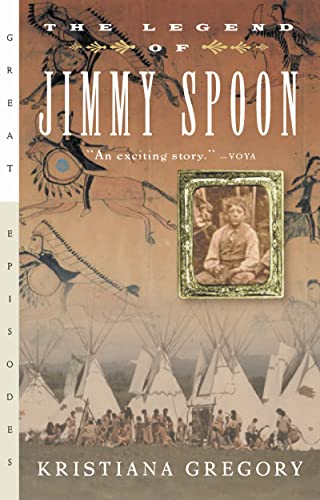 9780152167769: The Legend of Jimmy Spoon