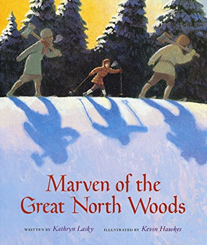 9780152168261: Marven of the Great North Woods