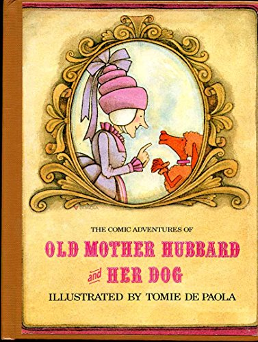 Comic Adventures of Old Mother Hubbard and Her Dog