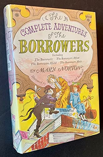 9780152198503 Complete Adventures Of The Borrowers Abebooks