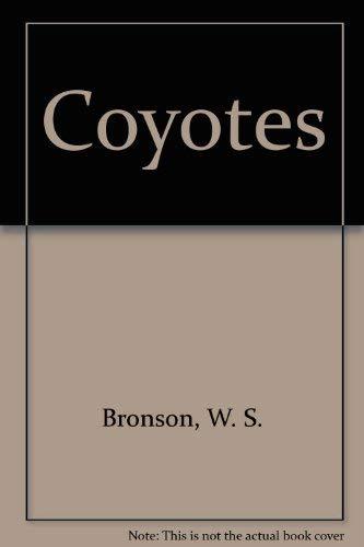 9780152207274: Coyotes