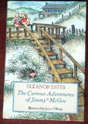 9780152210755: The Curious Adventures of Jimmy Mcgee