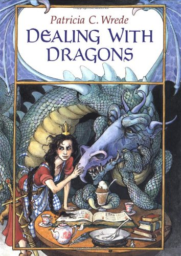 9780152229009: Dealing with Dragons (Enchanted Forest Chronicles)