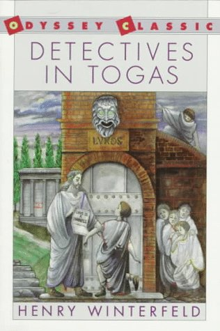 9780152234157: Detectives in Togas (Odyssey Classic)