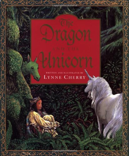 9780152241933: The Dragon and the Unicorn
