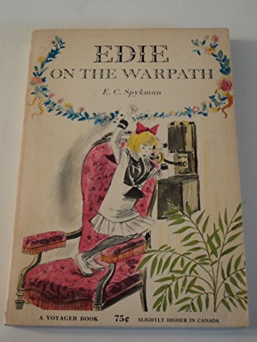 9780152250430: Edie on the Warpath
