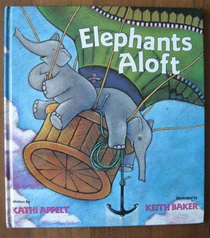 9780152253844: Elephants Aloft