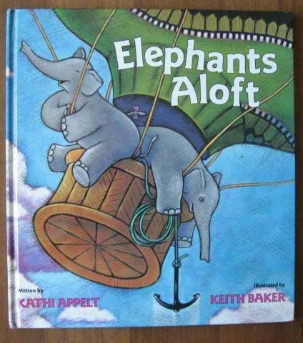 9780152253844: Elephants Aloft
