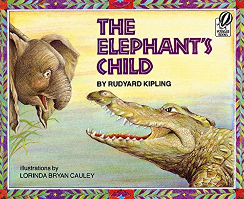 9780152253868: The Elephant's Child