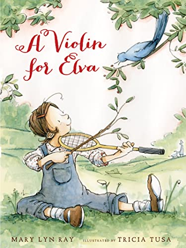 9780152254834: A Violin for Elva