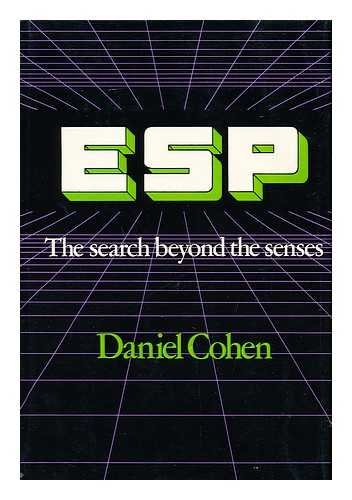 9780152262501: ESP: The Search Beyond the Senses