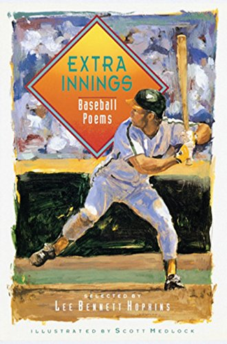 9780152268336: Extra Innings: Baseball Poems