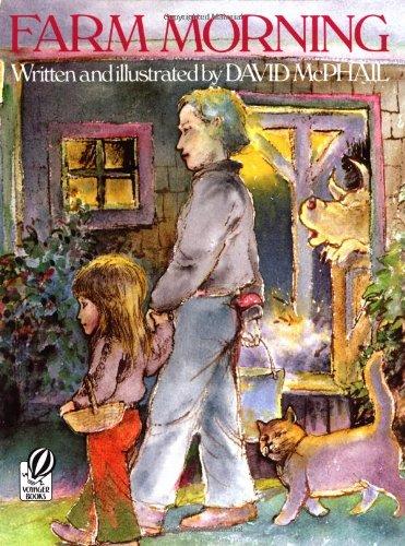 9780152273002: Farm Morning (Voyager/Hbj Book)