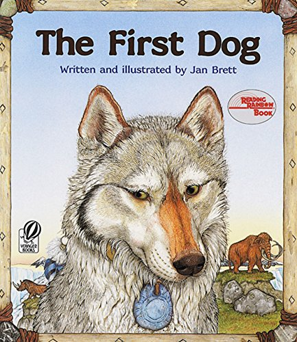 9780152276508: The First Dog (Reading Rainbow Books)