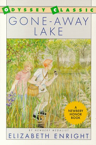 9780152316495: Gone-Away Lake (Odyssey Classic)