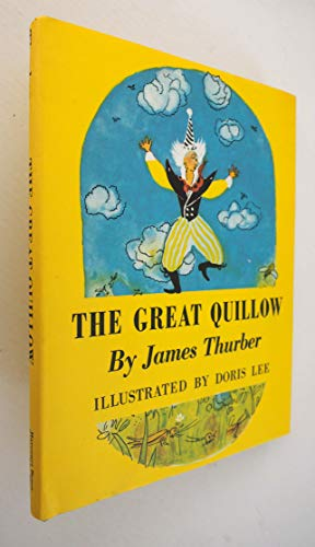 9780152325411: The Great Quillow
