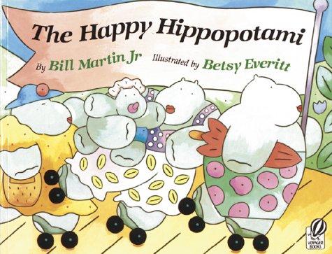 9780152333805: The Happy Hippopotami