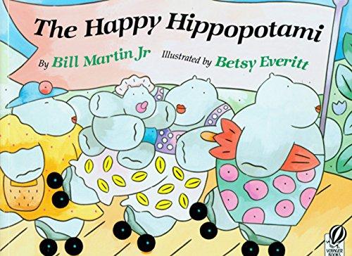 9780152333829: The Happy Hippopotami