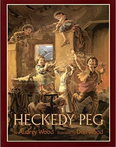 9780152336790: Heckedy Peg (A Voyager/Hbj Book)