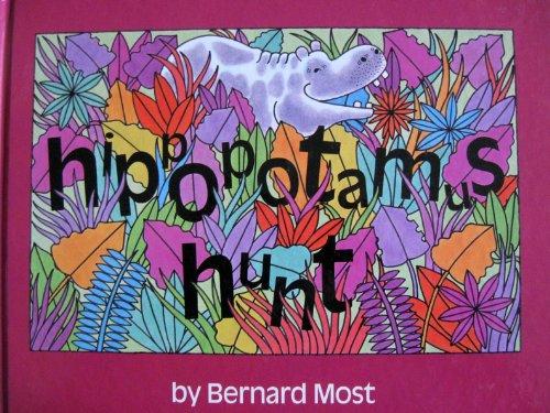 9780152345204: Hippopotamus Hunt