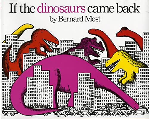 9780152380229: If the Dinosaurs Came Back (Harcourt Brace Big Books)