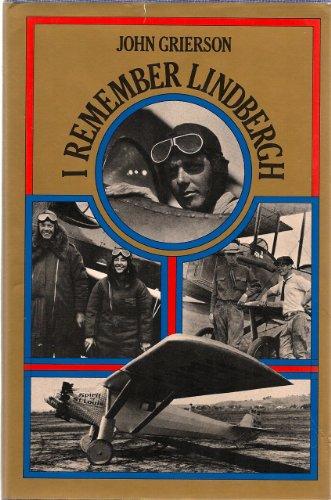 9780152388959: I Remember Lindbergh