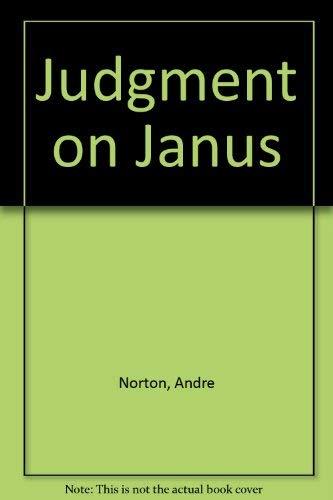 9780152409500: Judgment on Janus 1ST Edition