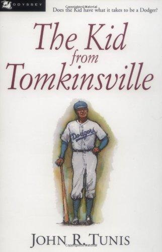 The Kid from Tomkinsville: John R. Tunis