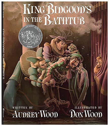 9780152427306: King Bidgood's in the Bathtub