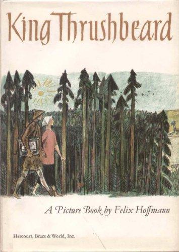 9780152429409: King Thrushbeard (English and German Edition)