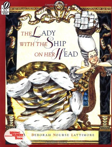 The Lady with the Ship on Her: Deborah Nourse Lattimore