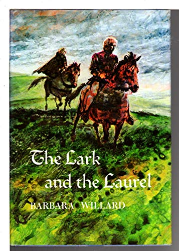 9780152436049: The Lark and the Laurel (Her Mantlemass Novels)