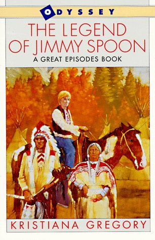 9780152438128: The Legend of Jimmy Spoon