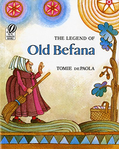 9780152438173: The Legend of Old Befana