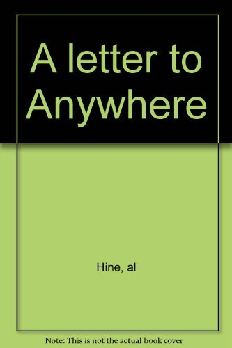 A Letter to Anywhere: John Alcorn; Al