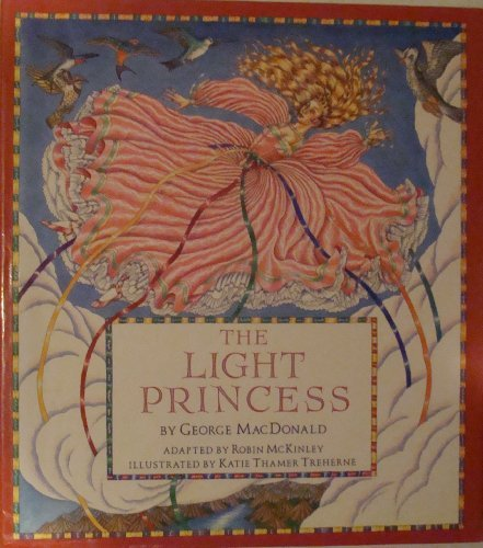 The Light Princess: McKinley, Robin, MacDonald,