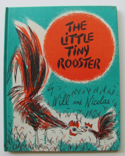 9780152475772: The Little Tiny Rooster