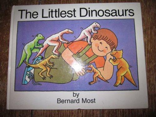 9780152481254: The Littlest Dinosaurs
