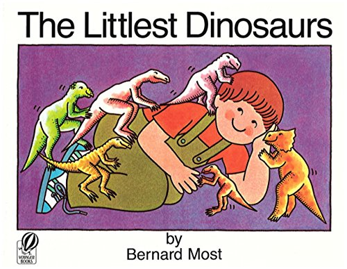 9780152481261: The Littlest Dinosaurs (A Voyager/Hbj Book)