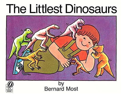 9780152481261: The Littlest Dinosaurs