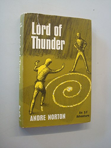 9780152493578: Lord of Thunder